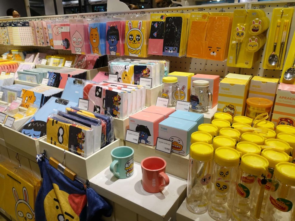 BUTTER バター 韓国 雑貨 雑貨屋 プチプラ カカオフレンズ カカオ