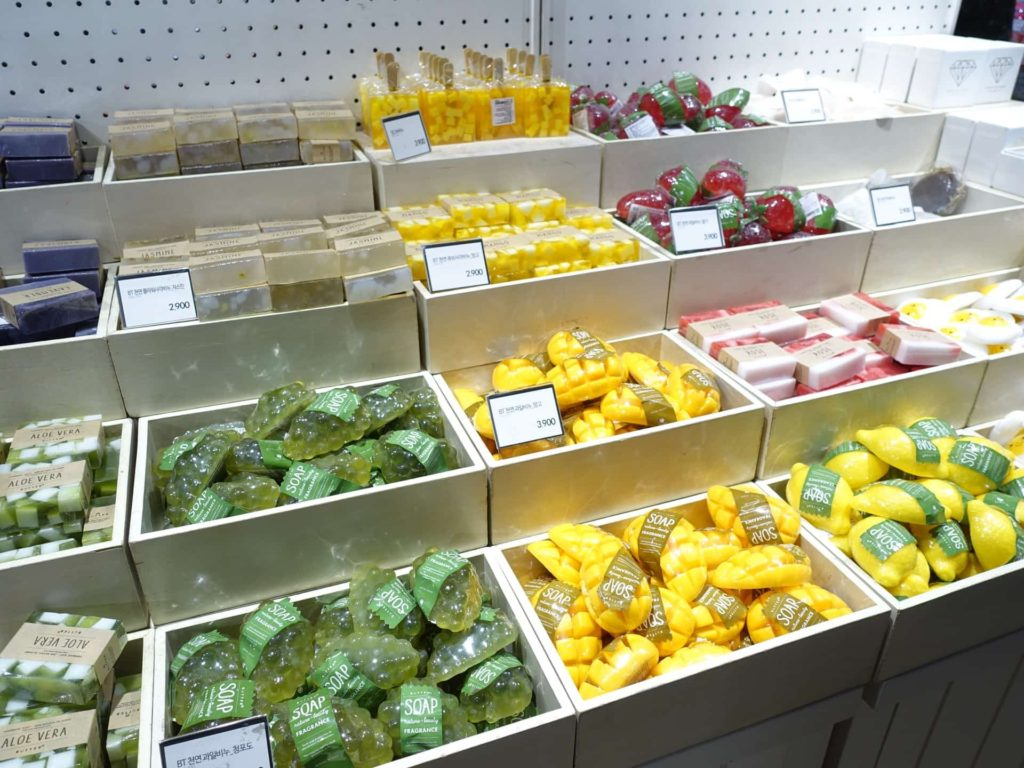 BUTTER バター 韓国 雑貨 雑貨屋 プチプラ 石けん ソープ